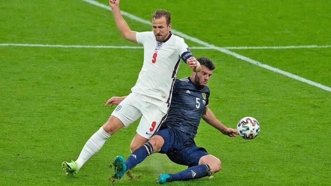 Harry Kane vô hại trong trận hòa bạc nhược của tuyển Anh ảnh 1