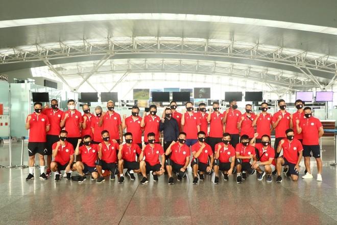 Viettel FC mang lực lượng hùng hậu đi đá Champions League châu Á ảnh 2