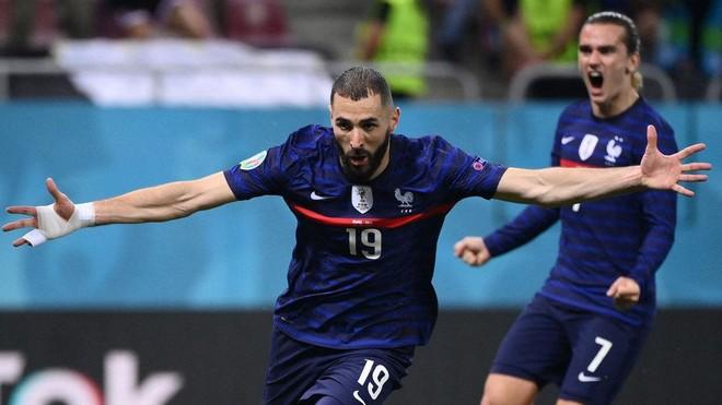 Nhà vô địch thế giới Pháp bị loại khó tin bởi Thụy Sĩ ảnh 2