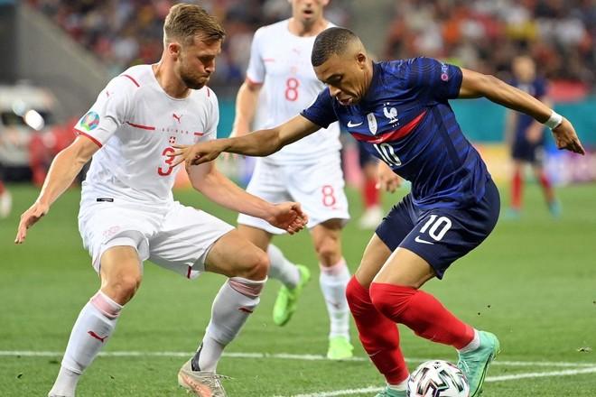 Nhà vô địch thế giới Pháp bị loại khó tin bởi Thụy Sĩ ảnh 1