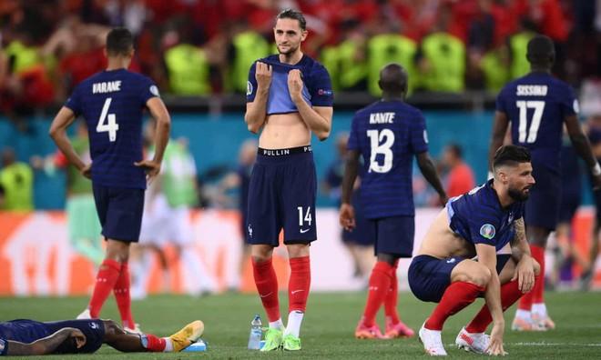 Nhà vô địch thế giới Pháp bị loại khó tin bởi Thụy Sĩ ảnh 3