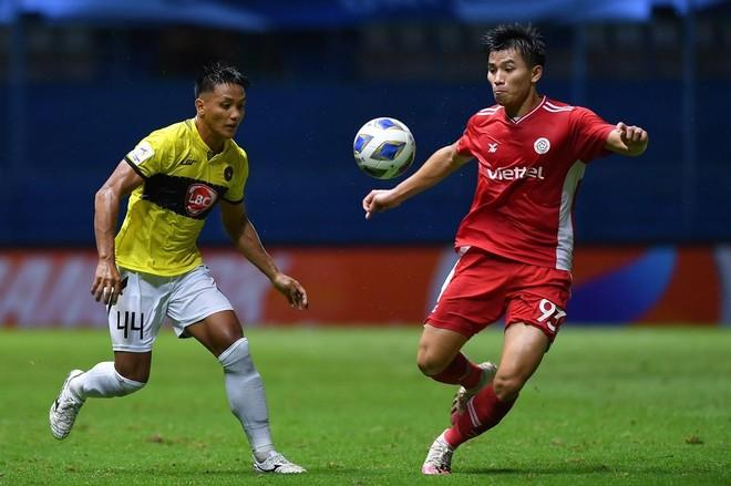 Viettel FC đại thắng '5 sao' ở Champions League châu Á ảnh 1