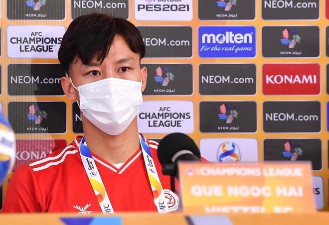 Quế Ngọc Hải nói gì trước trận gặp CLB mới nổi của Thái Lan? ảnh 1