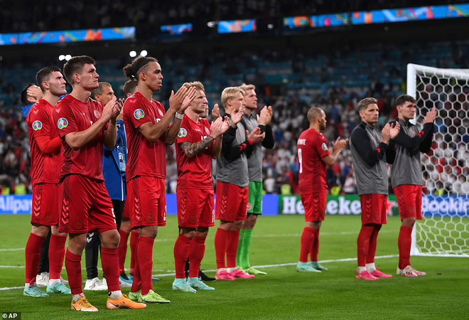 Thắng nhọc ở hiệp phụ, ĐT Anh lần đầu tiên vào chung kết EURO ảnh 7