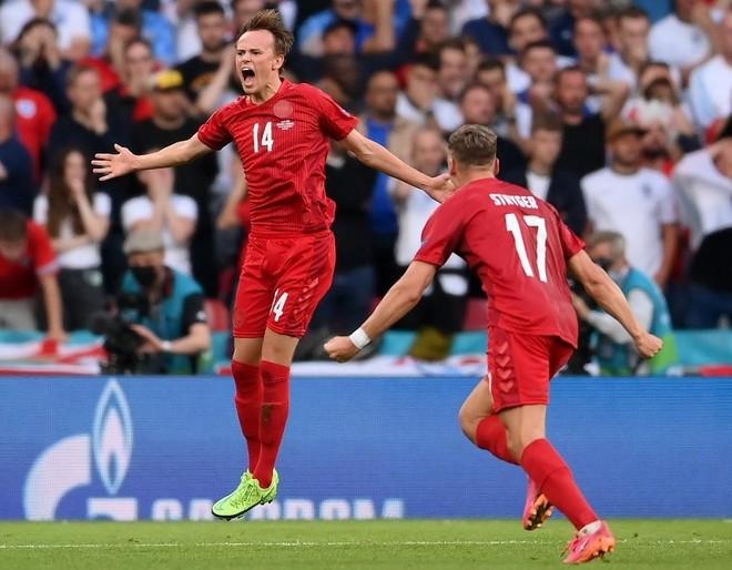 Thắng nhọc ở hiệp phụ, ĐT Anh lần đầu tiên vào chung kết EURO ảnh 2