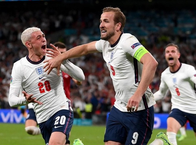Thắng nhọc ở hiệp phụ, ĐT Anh lần đầu tiên vào chung kết EURO ảnh 5
