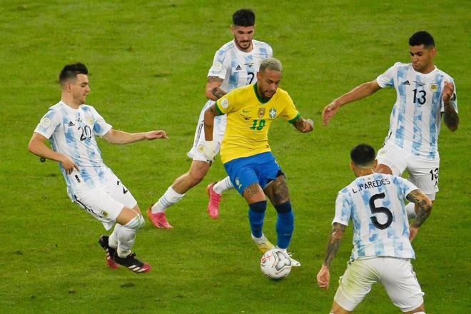 Vô địch Copa America, Messi giải cơn khát danh hiệu cùng Argentina ảnh 1