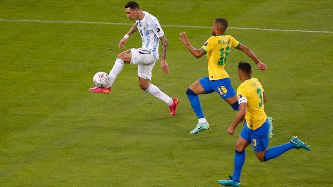 Vô địch Copa America, Messi giải cơn khát danh hiệu cùng Argentina ảnh 2