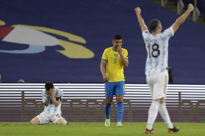 Vô địch Copa America, Messi giải cơn khát danh hiệu cùng Argentina ảnh 4