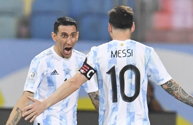 """Di Maria: """"Messi đã lường trước việc tôi ghi bàn"""" ảnh 1"""