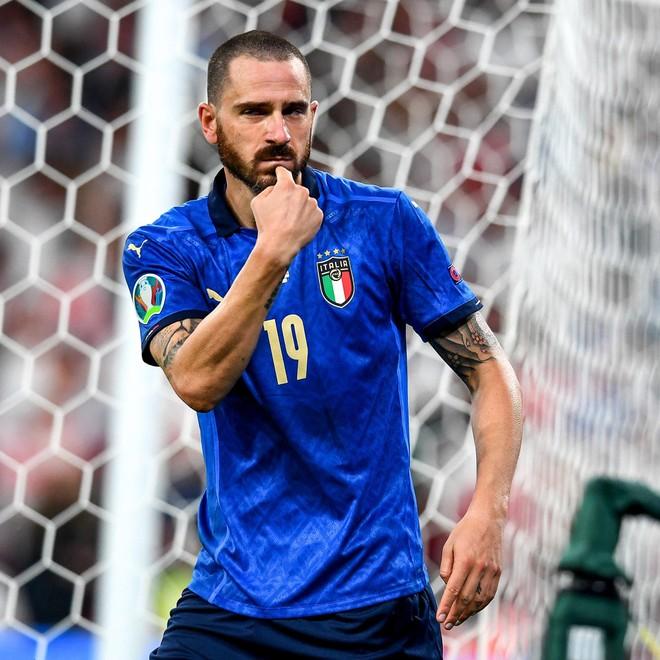 Thua luân lưu 11m, tuyển Anh dâng cúp vô địch cho người Ý ảnh 2