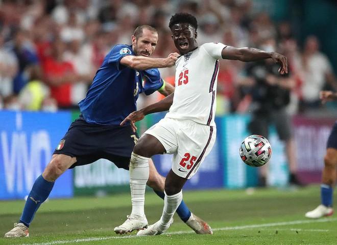 Thua luân lưu 11m, tuyển Anh dâng cúp vô địch cho người Ý ảnh 3