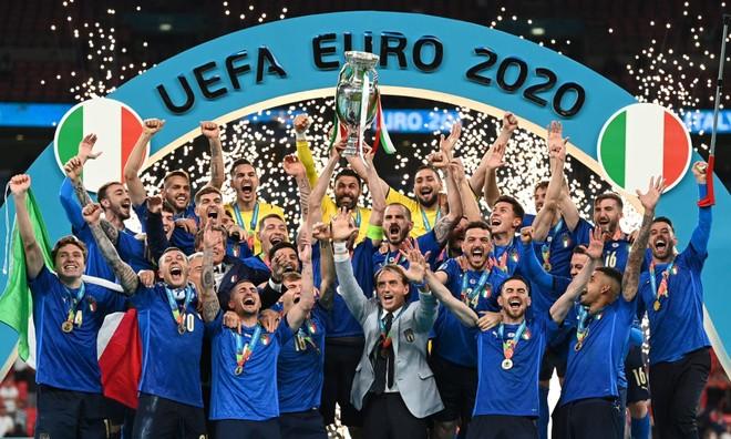 Thua luân lưu 11m, tuyển Anh dâng cúp vô địch cho người Ý ảnh 6