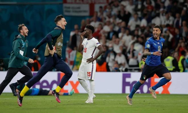 Thua luân lưu 11m, tuyển Anh dâng cúp vô địch cho người Ý ảnh 4