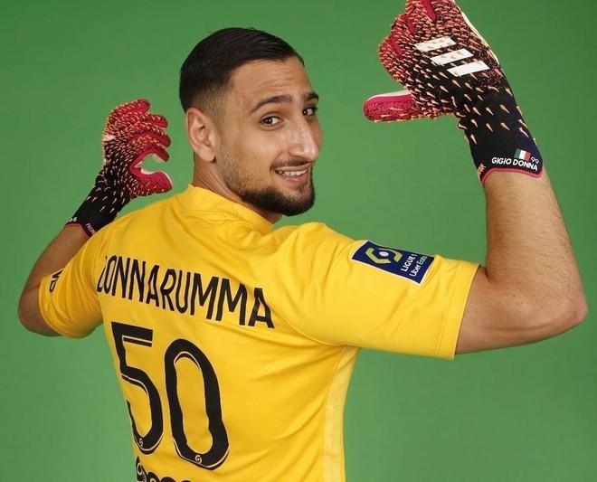 Vì sao Donnarumma chọn số áo 'không giống ai' tại PSG? ảnh 1
