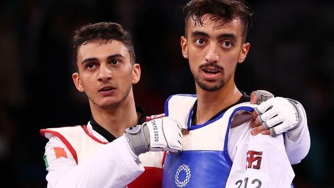 """VĐV taekwondo giống hệt Bruno Fernandes: """"Tôi chẳng biết anh ta là ai"""" ảnh 1"""