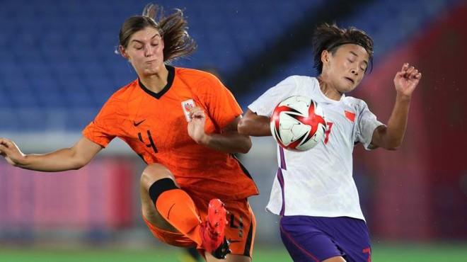 Bóng đá Trung Quốc thua thảm ở Olympic ảnh 1