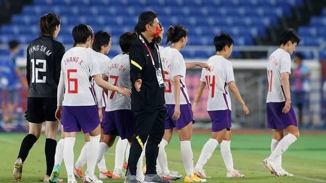 Bóng đá Trung Quốc thua thảm ở Olympic ảnh 2