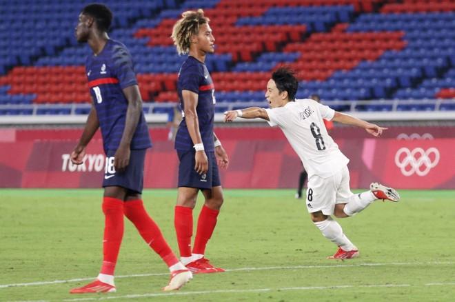Pháp, Đức và Argentina cùng bị loại từ vòng bảng Olympic Tokyo ảnh 1