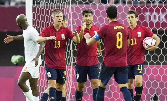 Vất vả vào bán kết Olympic, Nhật Bản đụng Tây Ban Nha ảnh 2