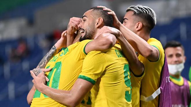 Brazil lần thứ 4 liên tiếp vào bán kết Olympic ảnh 2