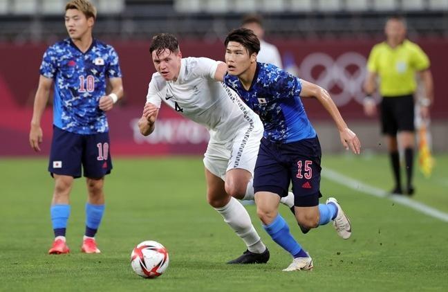 Vất vả vào bán kết Olympic, Nhật Bản đụng Tây Ban Nha ảnh 1