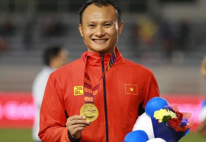 Tấm HC Vàng SEA Games Trọng Hoàng gây quỹ chống Covid-19 được trả hơn 200 triệu đồng ảnh 1