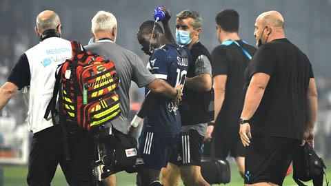 Cầu thủ ở Pháp đột quỵ ngay trên sân như Eriksen ảnh 2