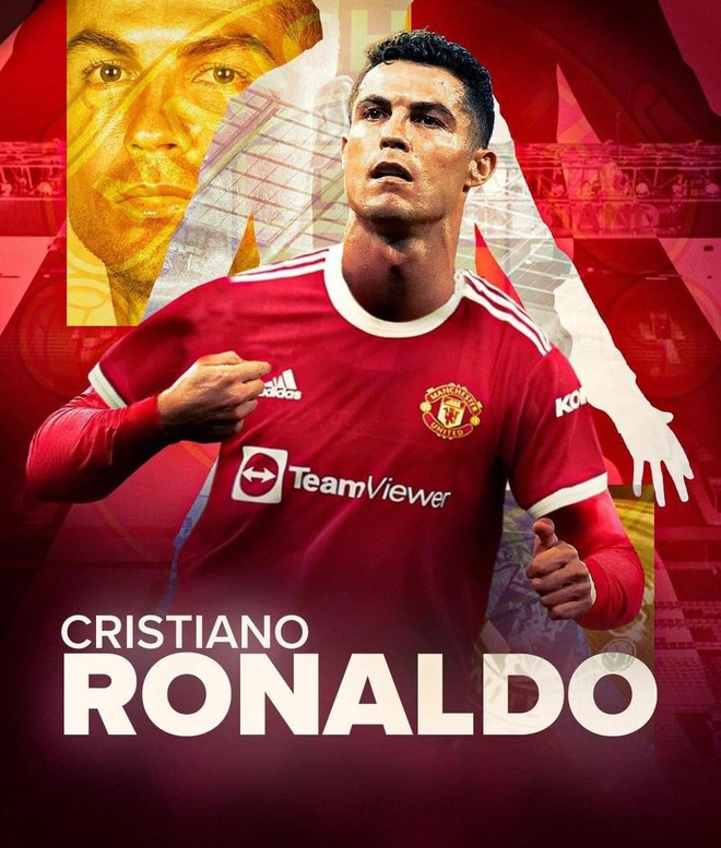 Ronaldo không được mang áo số 7 ở M.U ảnh 1