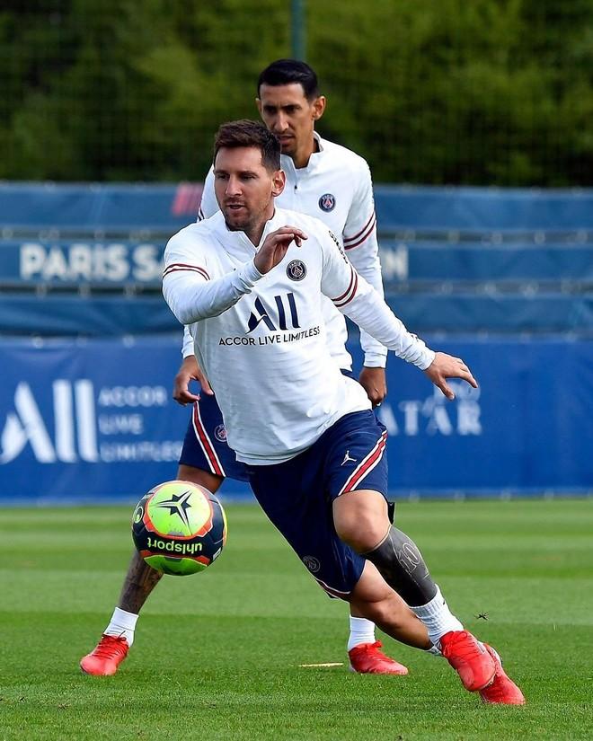 Messi sẵn sàng bùng nổ cùng PSG đêm nay ảnh 1