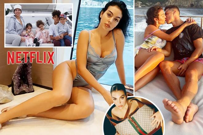 Netflix làm phim về tình yêu của Ronaldo và Georgina Rodriguez ảnh 1
