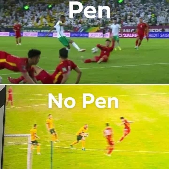 ĐT Việt Nam mất oan quả penalty vì trọng tài? ảnh 2