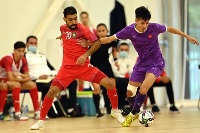 Tuyển futsal Việt Nam đã chơi thế nào trước nhà vô địch châu Phi? ảnh 3
