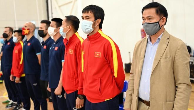 Tuyển futsal Việt Nam đã chơi thế nào trước nhà vô địch châu Phi? ảnh 1