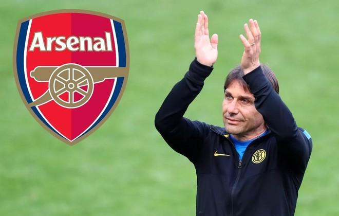 HLV Conte trên đường tới Arsenal thay 'thảm họa' Arteta ảnh 1