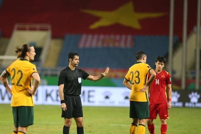 ĐT Việt Nam mất oan quả penalty vì trọng tài? ảnh 1