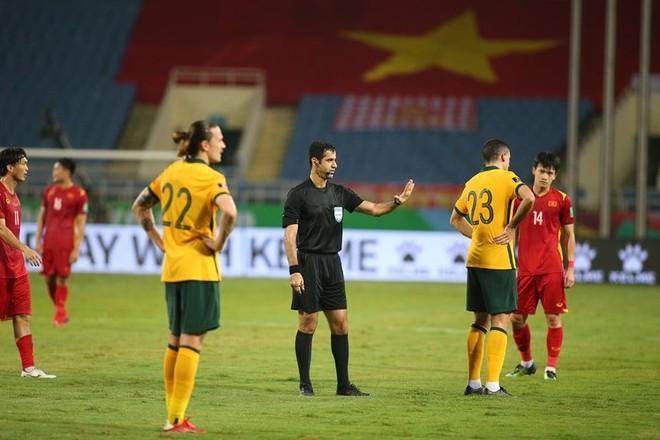 VFF kiến nghị lên FIFA về sai sót trọng tài trận Việt Nam - Australia ảnh 1