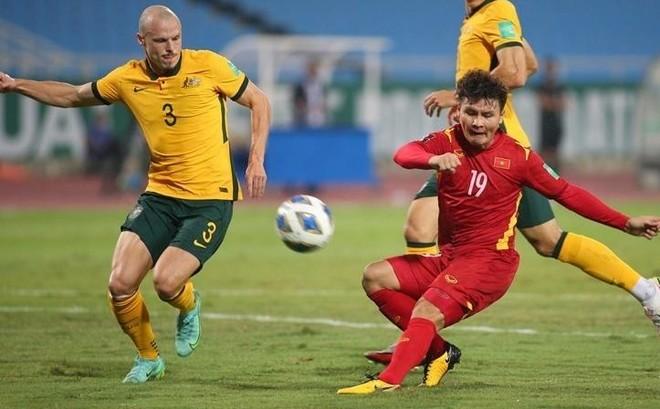 Bị từ chối 11m, ĐT Việt Nam thua đáng tiếc Australia ảnh 1