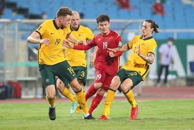 Bị từ chối 11m, ĐT Việt Nam thua đáng tiếc Australia ảnh 3