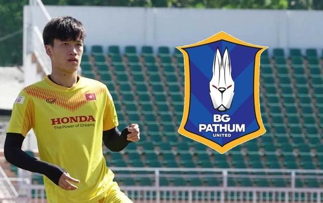 Tiền vệ Hoàng Đức được 'đại gia' Thai League theo đuổi ảnh 1