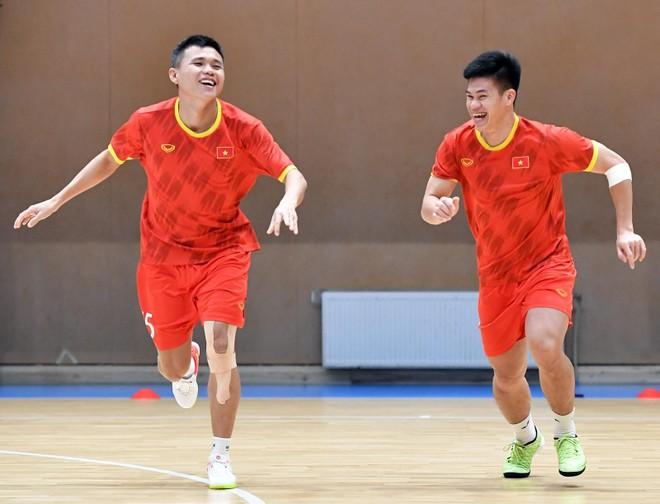 Ông 'bầu' Trần Anh Tú: Futsal Việt Nam muốn tái lập kỳ tích World Cup ảnh 2