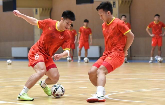 Ông 'bầu' Trần Anh Tú: Futsal Việt Nam muốn tái lập kỳ tích World Cup ảnh 1