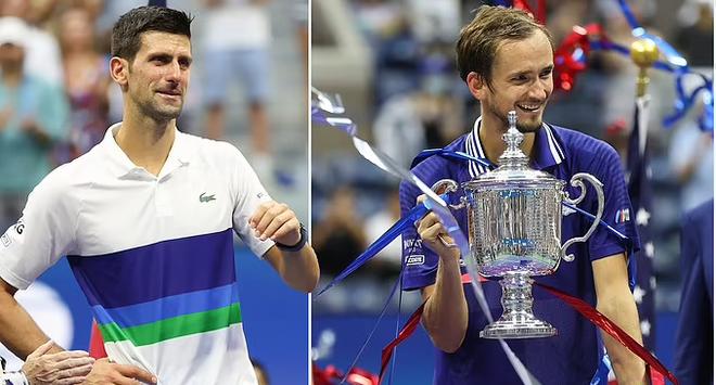 Medvedev nói điều bất ngờ khi hạ Djokovic để vô địch US Open ảnh 1