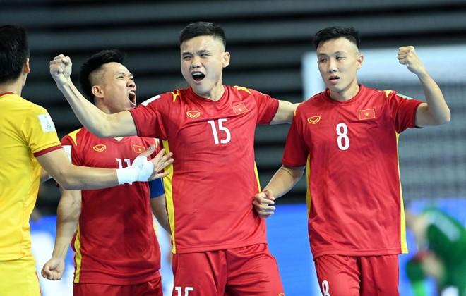 Đẳng cấp chênh lệch, futsal Việt Nam thua đậm Brazil ảnh 2
