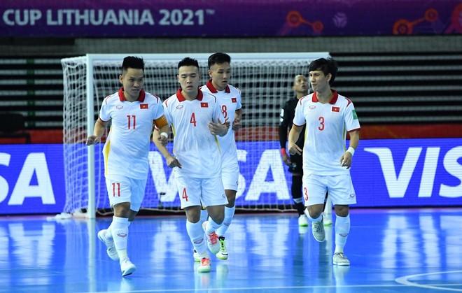 Thắng nghẹt thở Panama, futsal Việt Nam mơ tái lập kỳ tích World Cup ảnh 2
