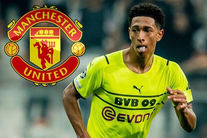 M.U lại theo đuổi 'thần đồng' của Dortmund ảnh 1