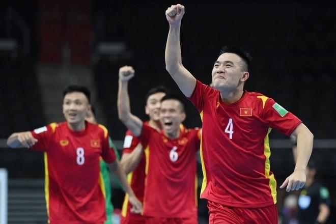 Tái lập kỳ tích World Cup, ĐT futsal Việt Nam được thưởng tiền tỷ ảnh 1