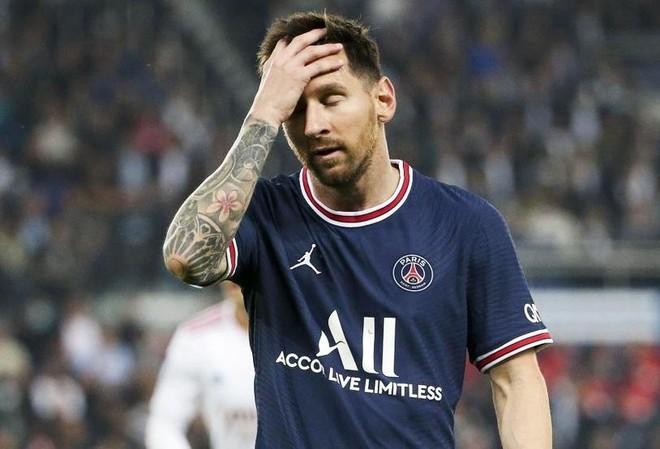 Bất ngờ chấn thương, Messi có kịp ra sân đối đầu Man City? ảnh 1