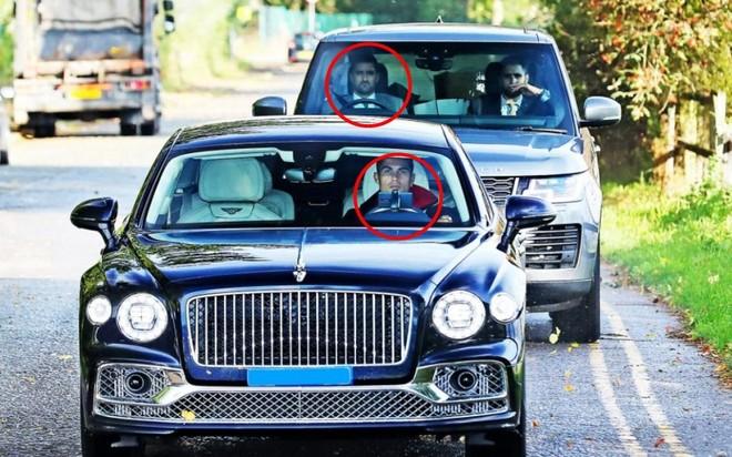 Vì sao Ronaldo được chạy xe có vô lăng bên trái ở Anh? ảnh 1