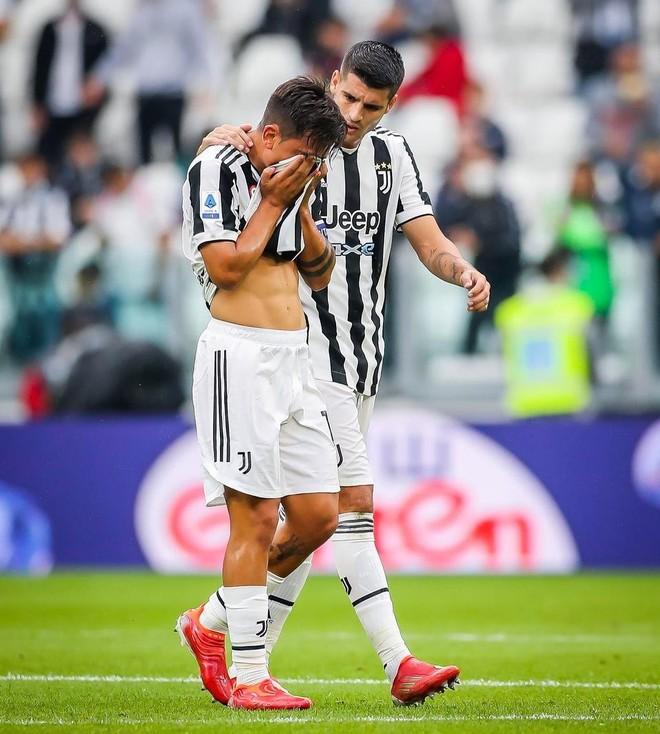 Juventus mất cặp tấn công hay nhất ở trận tiếp Chelsea ảnh 1